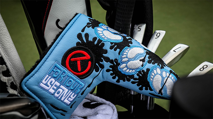 Keep an eye out for the newest Scotty Cameron...