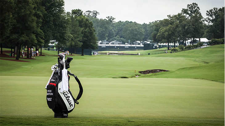 Another player who is no stranger to Quail Hollow...