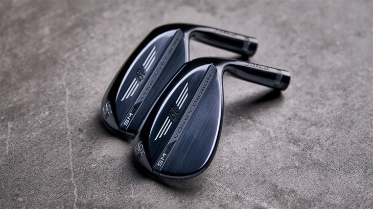 Titleist Introduces Vokey Design SM8 Wedges in Slate Blue Finish