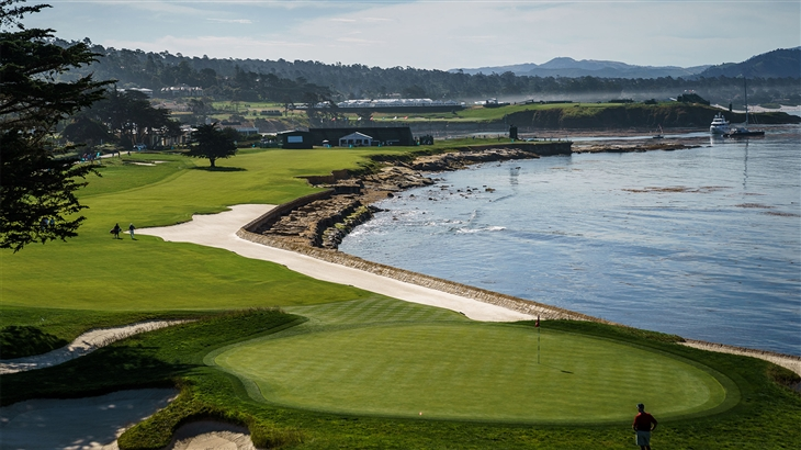 Pebble Beach GL,  Pebble Beach,  CA
